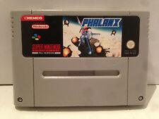 Phalanx Nintendo Super NES SNES Pal Loose