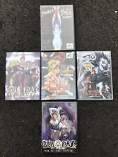 Secret Sex Stories Vol. 1, Cage, Deathnote, Bible Black Anime Dvd Lot