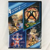 National Lampoons Vacation Collection DVD -Original, Vegas, European, Christmas