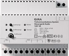Steuergerät Audio, Gira 128700