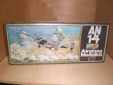 VEB Plasticart / Mastermodel Plastic Kit - 1:72 Antonov AN 14  Bienchen DDR GDR