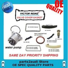 VW JETTA, GOLF, EUROVAN, 2.8 VR6 for AFP ENGINES TIMING CHAIN KIT WATER PUMP