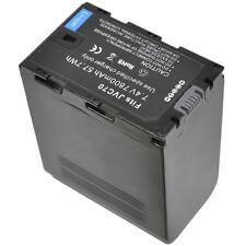 JVC70 JVC50 JVC75 JVC80 Battery for GY-HM100 HM200 HM360 HM600 HM650 HMQ10 HMQ70