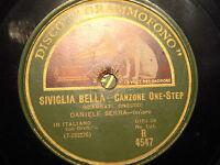 78 GIRI DANIELE SERRA canta SIVIGLIA BELLA & MANOLA
