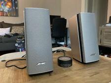 Bose Companion 20 Multimedia Speaker System - Silver