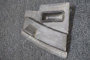 NOS 1967 LH Corvette Radio Side Vent Cable Panel 427 L88 435 67