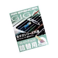 WHITY MUSK - Eikosha Air Spencer Giga Clip Clips Refill Refills T99 - WHITY MUSK