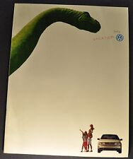 1994-1995 Volkswagen Jetta Catalog Brochure Nice Original VW