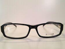 Helium Paris HE4173 Black Eyeglass Frame 53-16-140 Italy Case Included