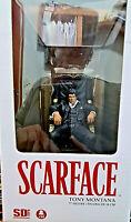 Scarface - Tony Montana - Film Al Pacino De Palma - SD Toys Statua PVC 18cm
