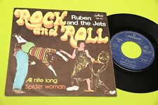 """FRANK ZAPPA RUBEN AND THE JETS 7"""" ROCK AND ROLL ORIG ITALY 1973 NM !!!!!!!!!!!!!"""