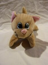 "1980's Tonka Pound Puppy Purries  Kitty - 8"" Plush - Very Good Condition"