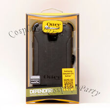 Otterbox Defender Hard Snap Cover Case For Samsung Galaxy S4 Active - Black