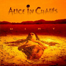 Alice in Chains - Dirt - Miniature Poster with Black Card Frame