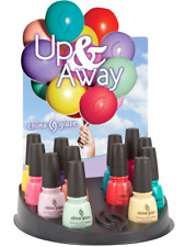China Glaze Nail Polish Up & Away Collection Lacquer Full Size You Choose 1