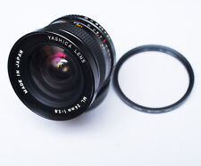 Pentax PK converted + CLAed!! Yashica ML 24mm f/2.8 wide angle Prime Lens DSLR