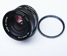 Pentax PK convertito + claed!!! 24mm f/2.8 Yashica ML Wide Angle focale fissa DSLR