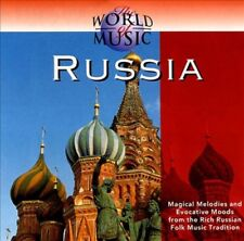 World of Music Russia [CD] Various Artists.