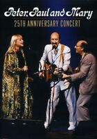 Peter, Paul and Mary - Peter, Paul and Mary: 25th Anniversary Concert [New DVD]