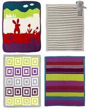 Babystyle Blanket Razamatazz Kaliedoscope Grey Stripe Multi Various Designs NEW