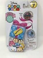 Disney Tsum Tsum Series 7 Moana & Eeyore Minifigure 3-Pack Mystery Figure 6+ NEW