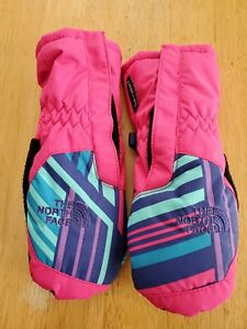 The North Face Ski Toddler Girls' Gloves Mittens Size 2T Dryvent
