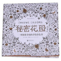 Coloring Book Secret Garden Adult Kids An Inky Treasure Hunt By Johanna Basford