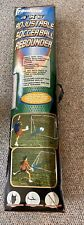 Franklin Sports Adjustable Soccer Rebounder 6' x 4' White