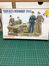 1:35 Dragon 6028 Tiger Aces In Normandy 1944 from the Can Do Series