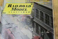 Railroad Model Craftsman Magazine, June 1981, good condition