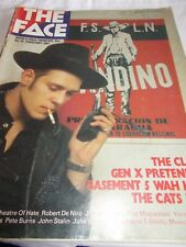 THE CLASH - THE FACE MAGAZINE NO 10 - 1981 - PRETENDERS-GEN X - BASEMENT 5