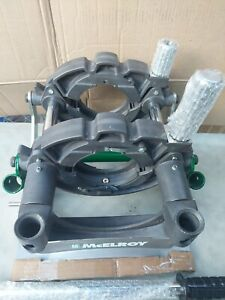 """MCELROY PITBULL 14 FUSION MACHINE CLAMP FOR 4"""" PIPE"""
