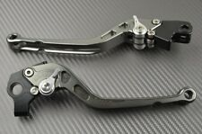 Paire leviers longs levier long CNC Titane Yamaha XJ 900 Diversion 1984-2003