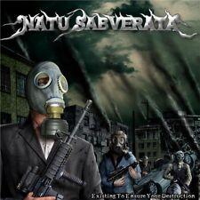 Natu Sabverata - Existing to Ensure Your Destruction [New CD] Enhanced