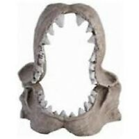 Decorazione per acquario dolce o marino SHARK Skull 9x6x11h cm