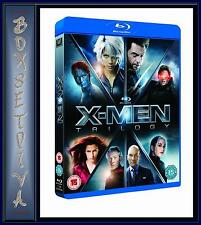 X-MEN TRILOGY - Hugh Jackman *BRAND NEW BLU-RAY*
