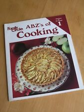 Book Family Circle ABZ's of Cooking Volume 1 Abalone to Beverage 1982