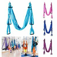Yoga Swing Hammock Fitness Anti Gravity Inversion Aerial Yoga Trapeze Sling Prop
