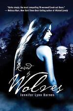 Raised by Wolves Bk. 1 by Jennifer Lynn Barnes (2010, Hardcover) Brand New