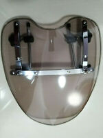 New For Harley Davidson Touring Softail Dyna Sportster Road Glide windshield
