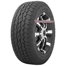 KIT 2 PZ PNEUMATICI GOMME TOYO OPEN COUNTRY AT PLUS XL M+S 255/55R18 109H  TL  F
