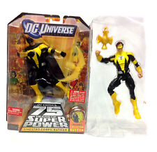 "DC univers legends sinestro corps batman & green lantern 6"" figures rare"