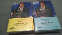 Boxcar Willie Lot of 2 Vintage Cassette Tapes Best Love Favorites