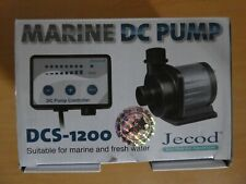 Aquarium Return Pump DCS 1200 Jebao Jecod Water Submersible Fish Tank Controler