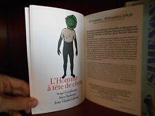 L'Homme à tête de Chou de Serge Gainsbourg / Interprétation : Alain Bashung 2010