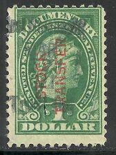 U.S. Revenue Stock Transfer stamp scott rd11 - $1.00 issue of 1918 - 1922  #3