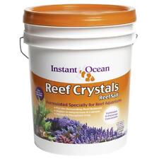 Instant Ocean Reef Crystals Reef Salt For 160 Gallons aquariums