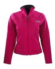 Women's The North Face Caroleena Jacket Softshell Coat Pink Size XS Full-Zip New