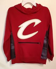 New CAVS Cleveland Cavaliers youth hoodie sweatshirt size M 10 - 12 MSRP $40.00