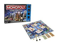 MONOPOLY HERE AND NOW (WORLD EDITION) - NEW, SEALED